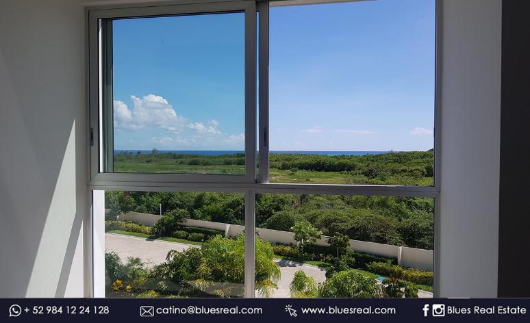 Picture Apartment in Rent in  Solidaridad ,  Quintana Roo  Apartment for rent in Playa del Carmen in Gran Coral Marea Azul - Code 969