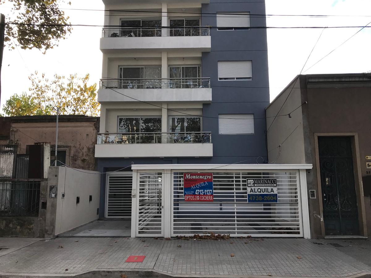 Foto Departamento en Alquiler en  General San Martin,  General San Martin          Riobamba Nº 2543 1º A