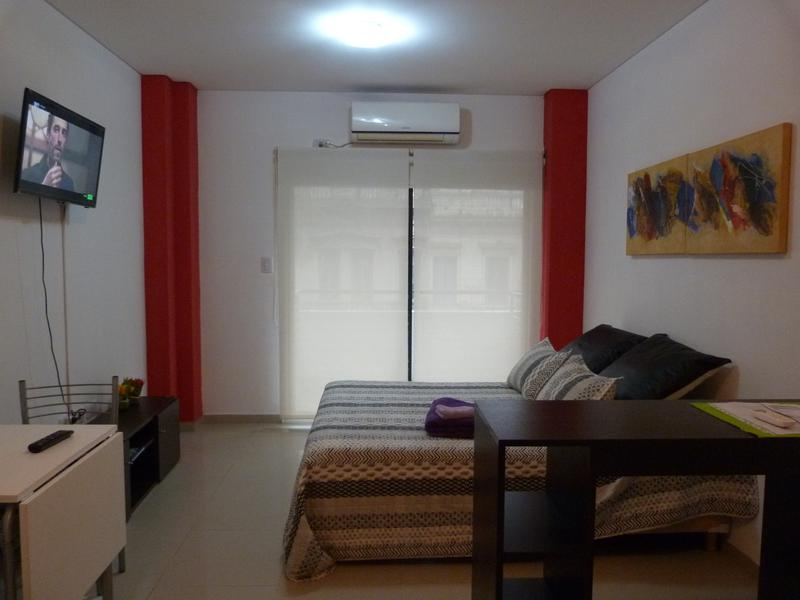 Foto Departamento en Venta en  Almagro ,  Capital Federal          Av. Corrientes al 3500, esquina Billinghurst.