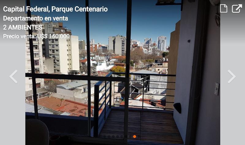 Foto Departamento en Venta | Alquiler en  Caballito ,  Capital Federal  Ramos Mejia al 600