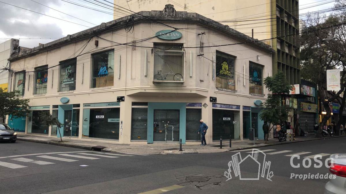 Foto Local en Alquiler en  Centro,  Rosario  San Luis y Dorrego