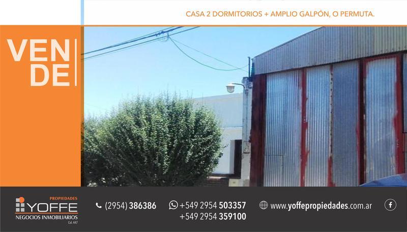 Foto Casa en Venta en  Villa Tomás Mason Norte y Sur,  Santa Rosa  Santiago del Estero al 900