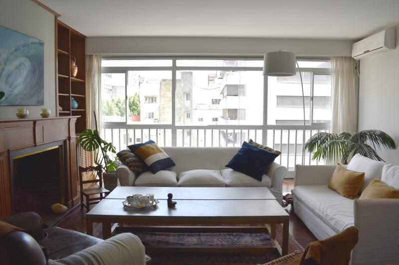Foto Departamento en Venta en  Recoleta ,  Capital Federal  Guido  al 1800