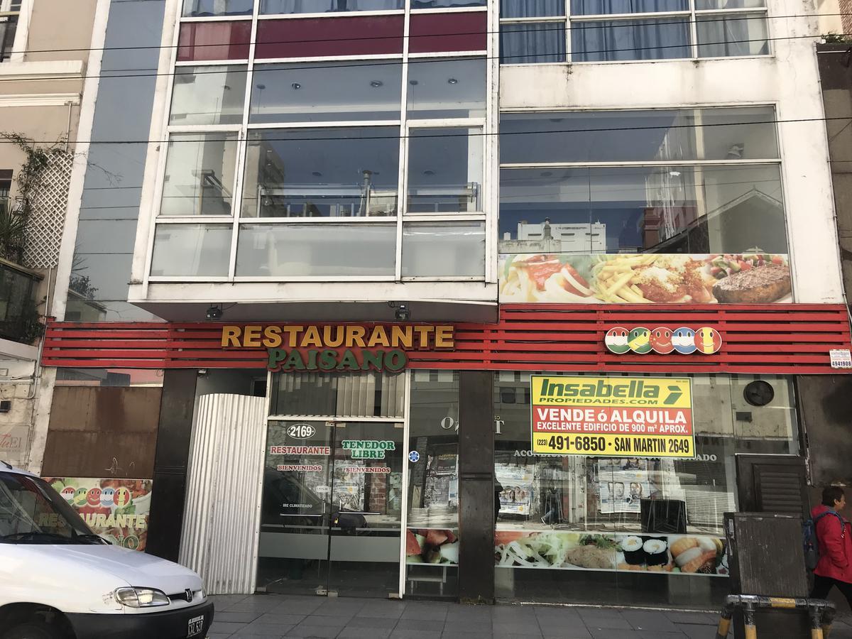 Foto Local en Venta en  Centro,  Mar Del Plata  Belgrano 2169, e/  Entre Rios y Buenos Aires