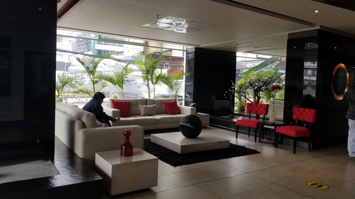 Foto Oficina en Alquiler en  Centro Norte,  Quito  AV. DIEGO DE ALMAGRO, PLAZA ARGENTINA