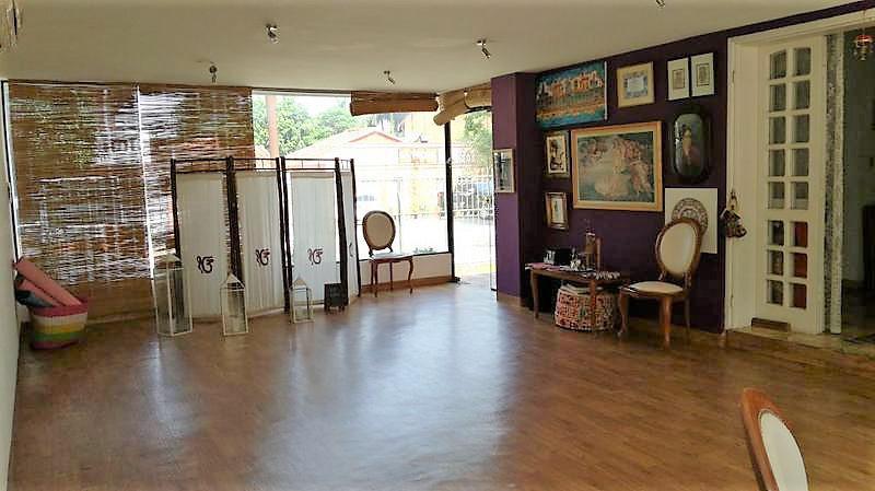 Foto Terreno en Venta | Alquiler en  Madame Lynch,  Santisima Trinidad  Zona Marlboro