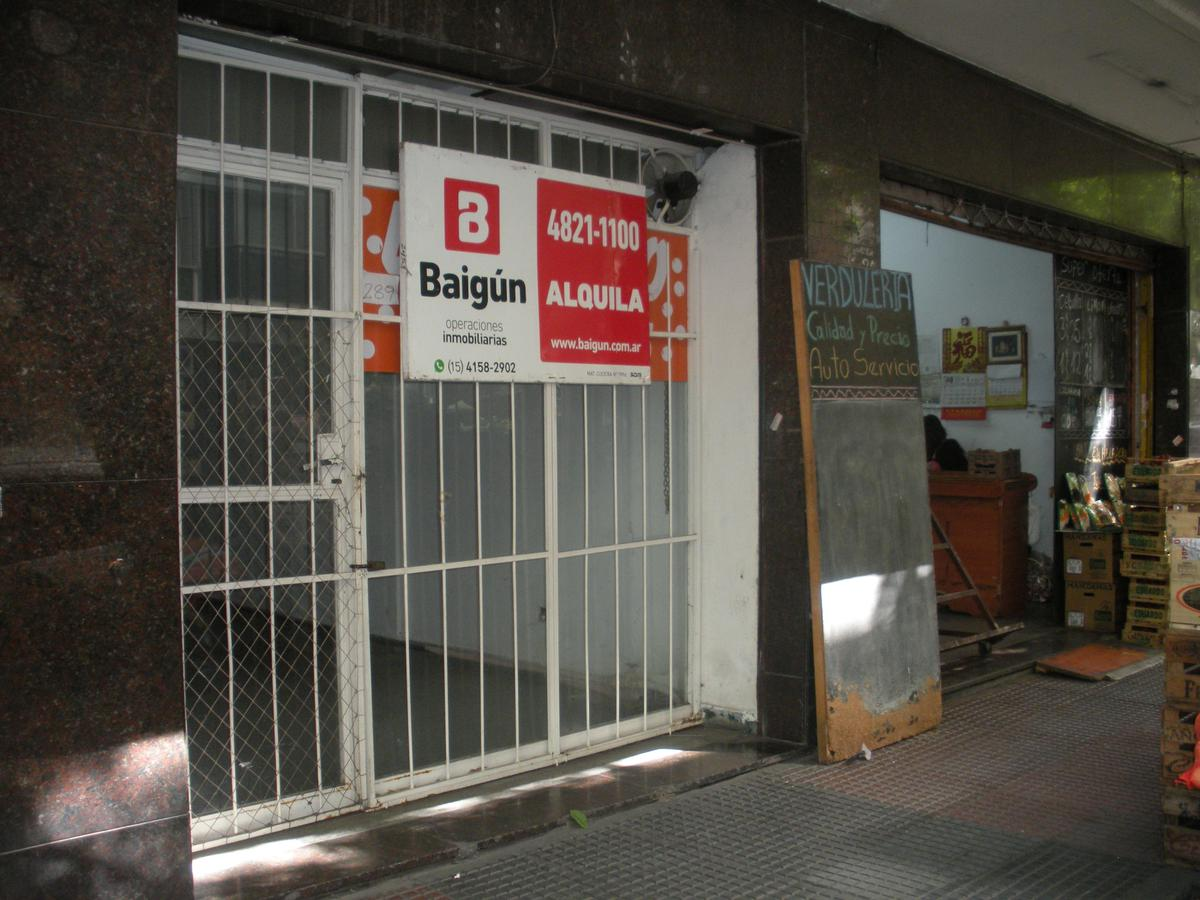 Foto Local en Alquiler en  Villa Crespo ,  Capital Federal  LAVALLEJA al 200