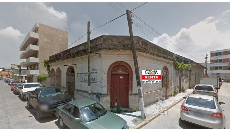 Foto Local en Renta en  Centro,  Tuxpan  EXCELENTE LOCAL COMERCIAL EN ESQUINA