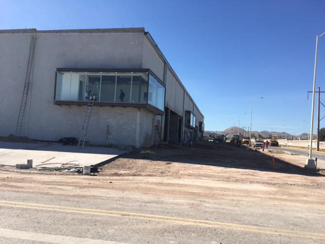 Foto Bodega Industrial en Venta en  Chihuahua,  Chihuahua  COMPLEJO INDUSTRIAL CHIHUAHUA, 2 BODEGAS NUEVAS DISPONIBLES. EXCELENTE UBICACION.