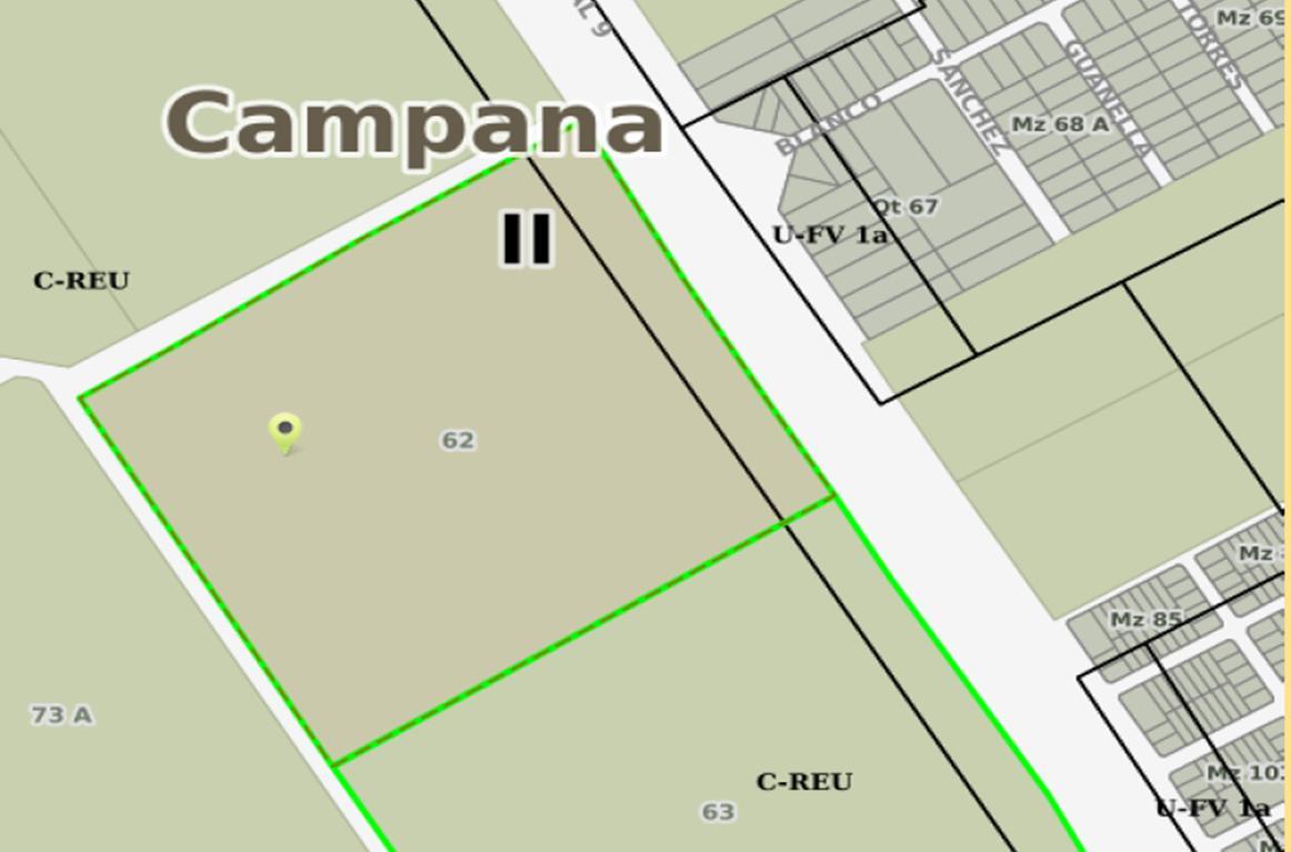 Foto Terreno en Venta en  Otamendi,  Campana  Panamericana km. al 69500