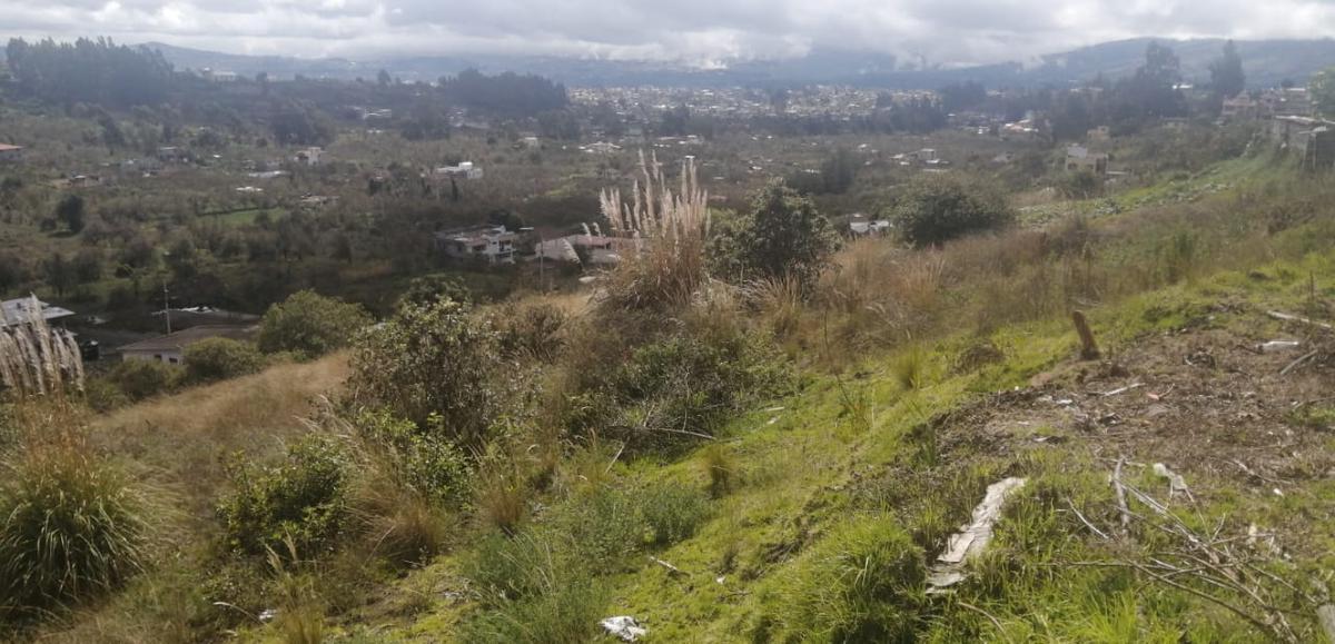 Foto Terreno en Venta en  Sur de Ambato,  Ambato  SAN JOSÉ. PARROQUIA HUACHI GRANDE