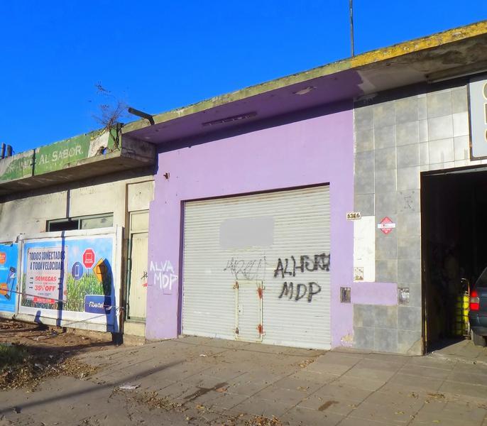 Foto Local en Alquiler en  Bosque Alegre,  Mar Del Plata  Av. Juan B. Justo entre los Nogales y los Sauces