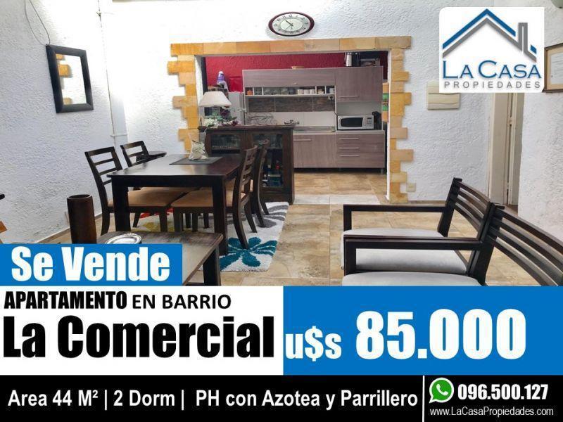 Foto Apartamento en Venta en  La Comercial ,  Montevideo  BLANDENGUES 1900