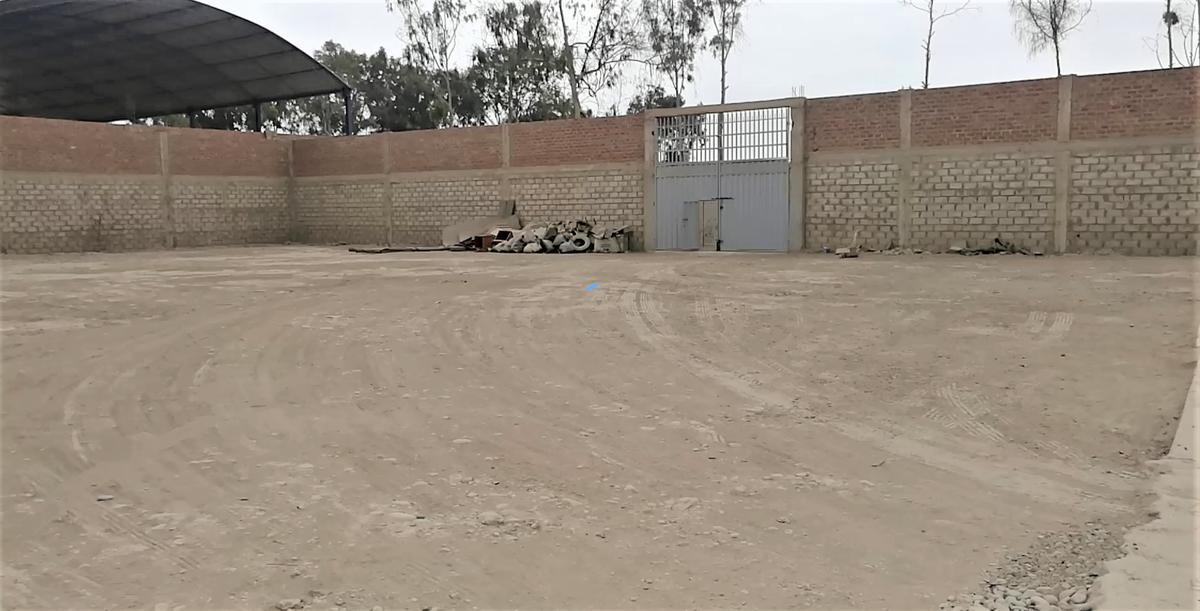 Foto Terreno en Venta en  Villa el Salvador,  Lima  Av. Sol S/N Villa el Salvador