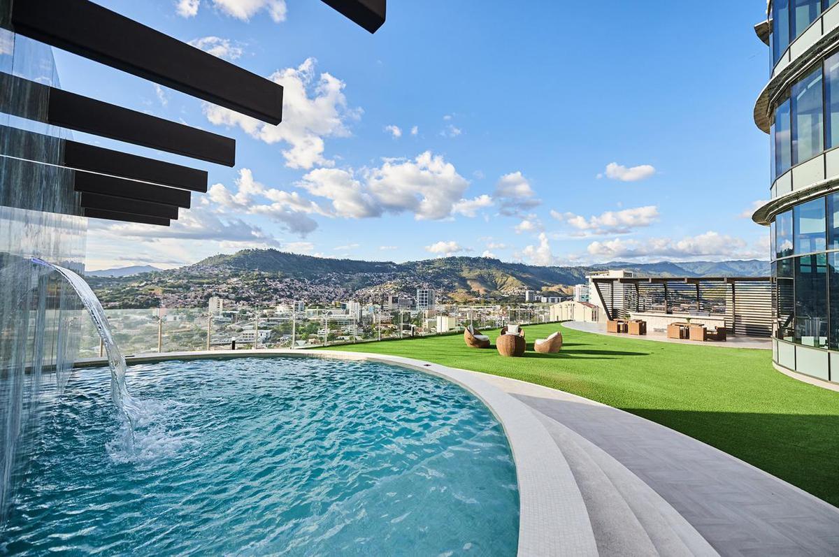 Foto Departamento en Venta | Renta en  Lomas del Mayab,  Tegucigalpa  Moderno Condominio con 2  habitaciones en Lomas del Mayab, Tegucigalpa