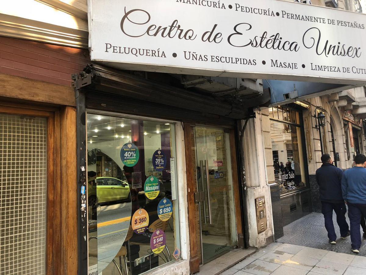 Foto Local en Venta en  San Nicolas,  Centro (Capital Federal)  Montevideo al 700