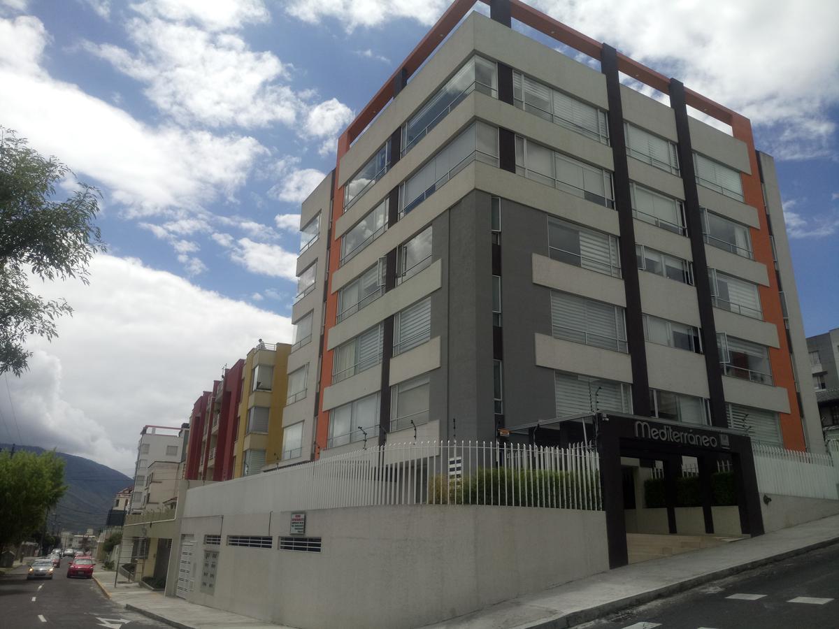 Foto Departamento en Venta en  Norte de Quito,  Quito  Sector - Ponceano Alto