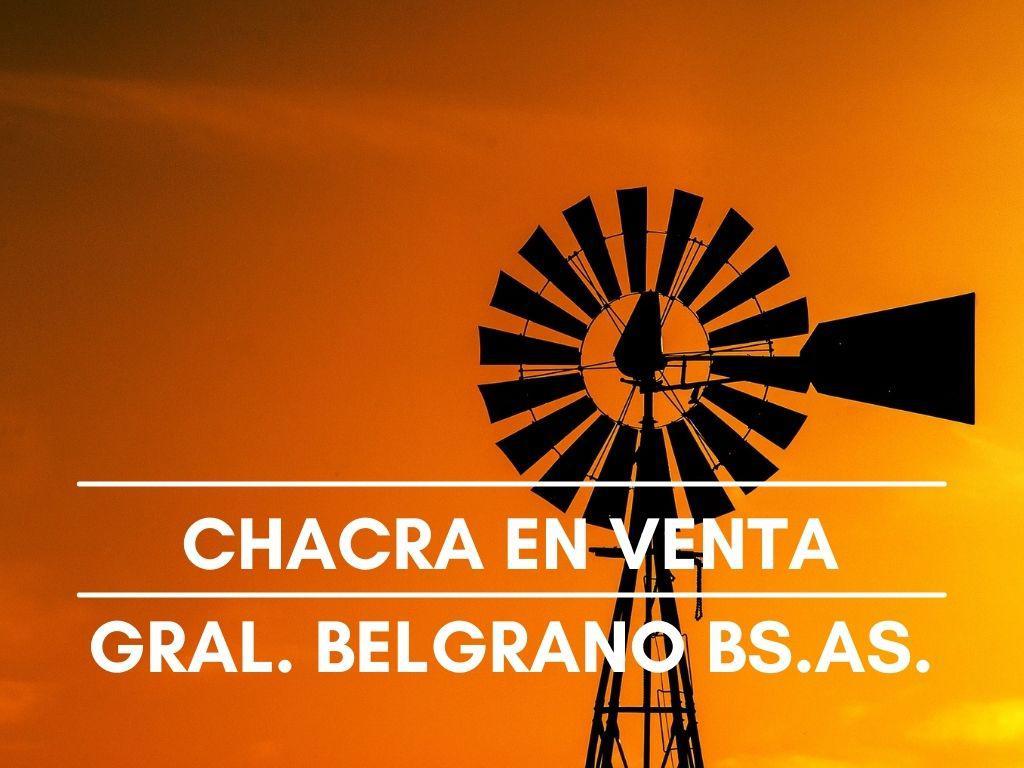 Foto Chacra en Venta en  General Belgrano,  General Belgrano  Ruta Provincial 41 Km 60 -  al 100