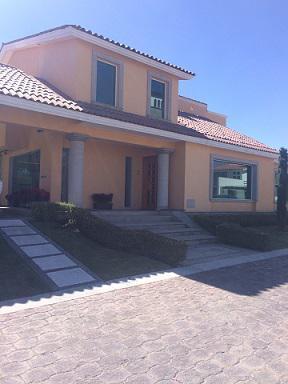 Foto Casa en Renta en  El Mesón,  Calimaya  CASA EN VENTA EN CALIMAYA, RESIDENCIAL RANCHO EL MESON