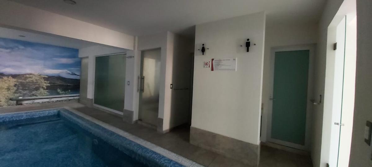 Foto Departamento en Renta en  Momoxpan,  San Pedro Cholula  Departamento en Renta en Santiago Momoxpan San Pedro Cholula Puebla