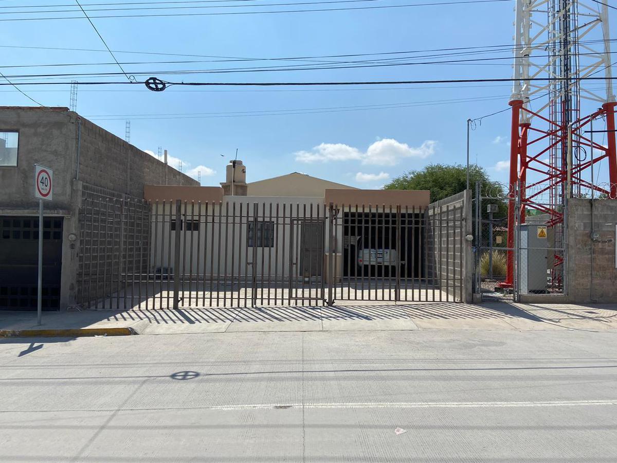 Foto Local en Renta en  San Luis Potosí ,  San luis Potosí  TALLER EN RENTA EN TIERRA BLANCA, SAN LUIS POTOSI