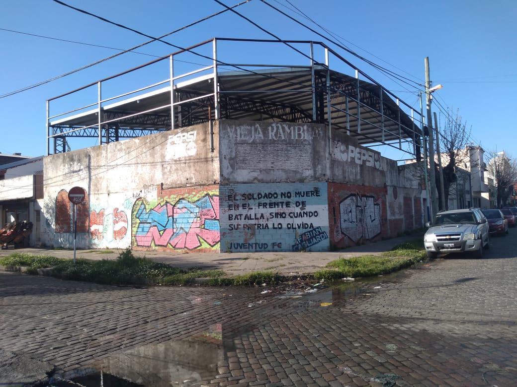 Foto Galpón en Venta en  Berisso ,  G.B.A. Zona Sur  4 y valparaiso
