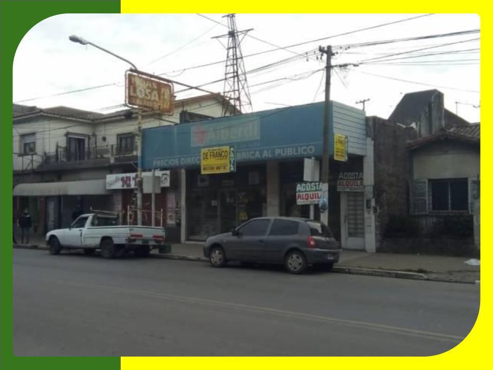 Foto Local en Alquiler en  Jose Clemente Paz,  Jose Clemente Paz  Altube al 2100