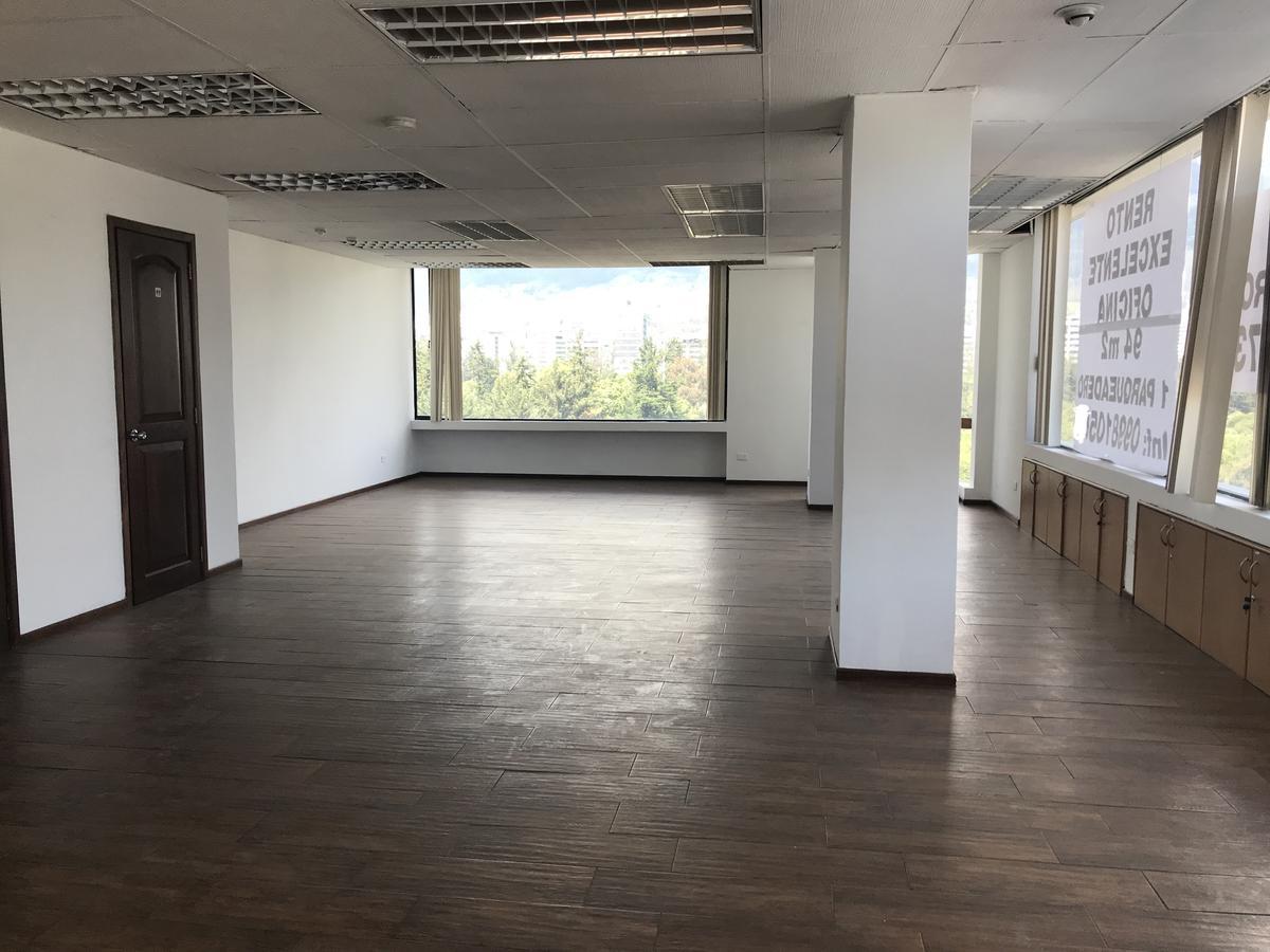Foto Oficina en Alquiler en  Centro Norte,  Quito  Shyris y Rep del Salvador