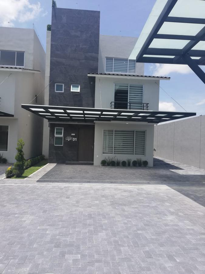 Foto Casa en condominio en Venta en  Santa María,  San Mateo Atenco  VENTA CASA NUEVA EN RESIDENCIAL FLORENCIA SAN MATEO ATENCO