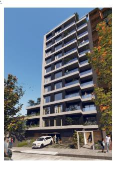 Foto Departamento en Venta en  Pocitos Nuevo ,  Montevideo  Monoambientes, un dorm y dos dormitorios, excelente inversión