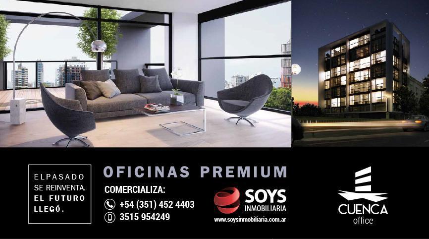 Foto Oficina en Alquiler en  Centro,  Cordoba  LAVALLEJA 781/785