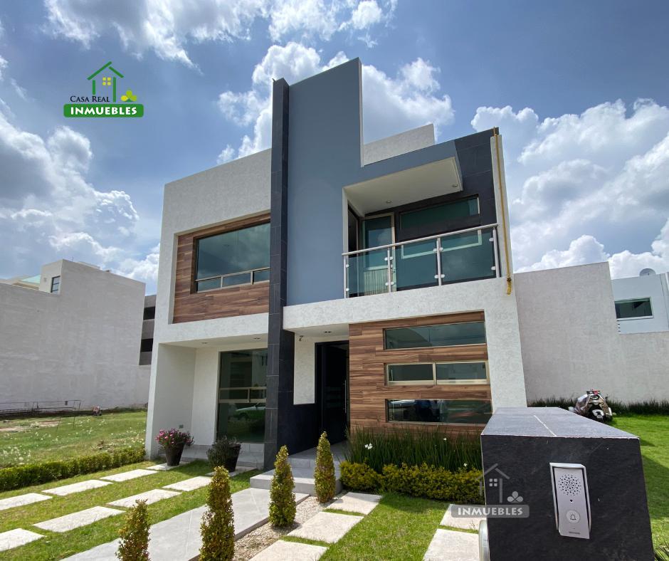Foto Casa en Venta en  Fraccionamiento Ex-Hacienda la Luz,  Pachuca  Casa en Venta en Ex Hacienda La Luz en Pachuca