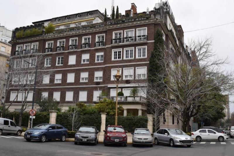 Foto Departamento en Alquiler en  Recoleta ,  Capital Federal  Gelly Obes al 2200