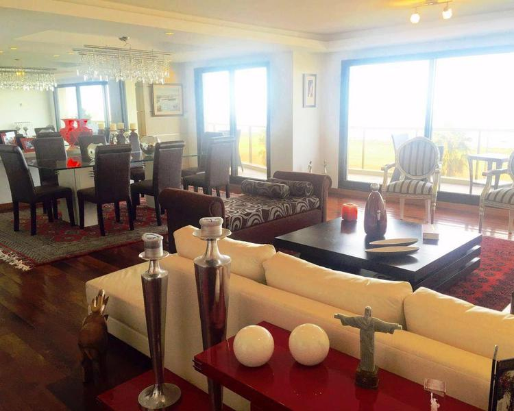 Foto Apartamento en Alquiler en  Punta Carretas ,  Montevideo  Rambla Mahatma Gandhi 300