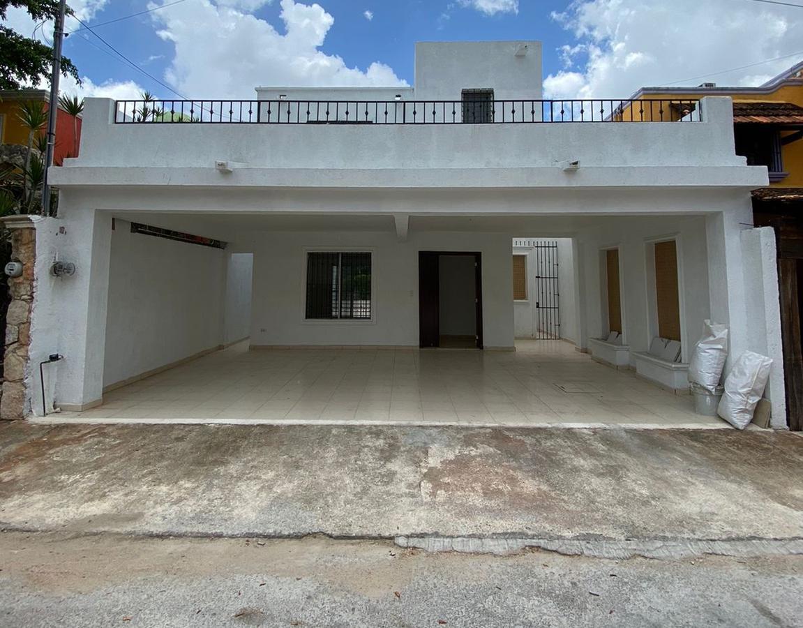 Foto Casa en Renta en  Chuburna de Hidalgo,  Mérida  Casa en chuburna de 3 habitaciones y cuarto de servicio