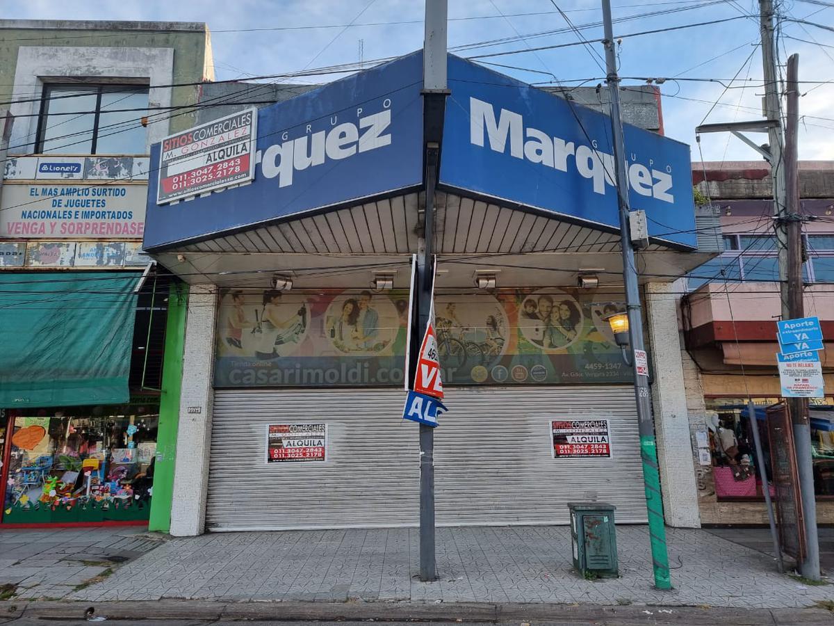 Foto Local en Alquiler en  Villa Santos Tesei,  Hurlingham  Avenida Vergara 2334 (Ex Grupo Marquez)