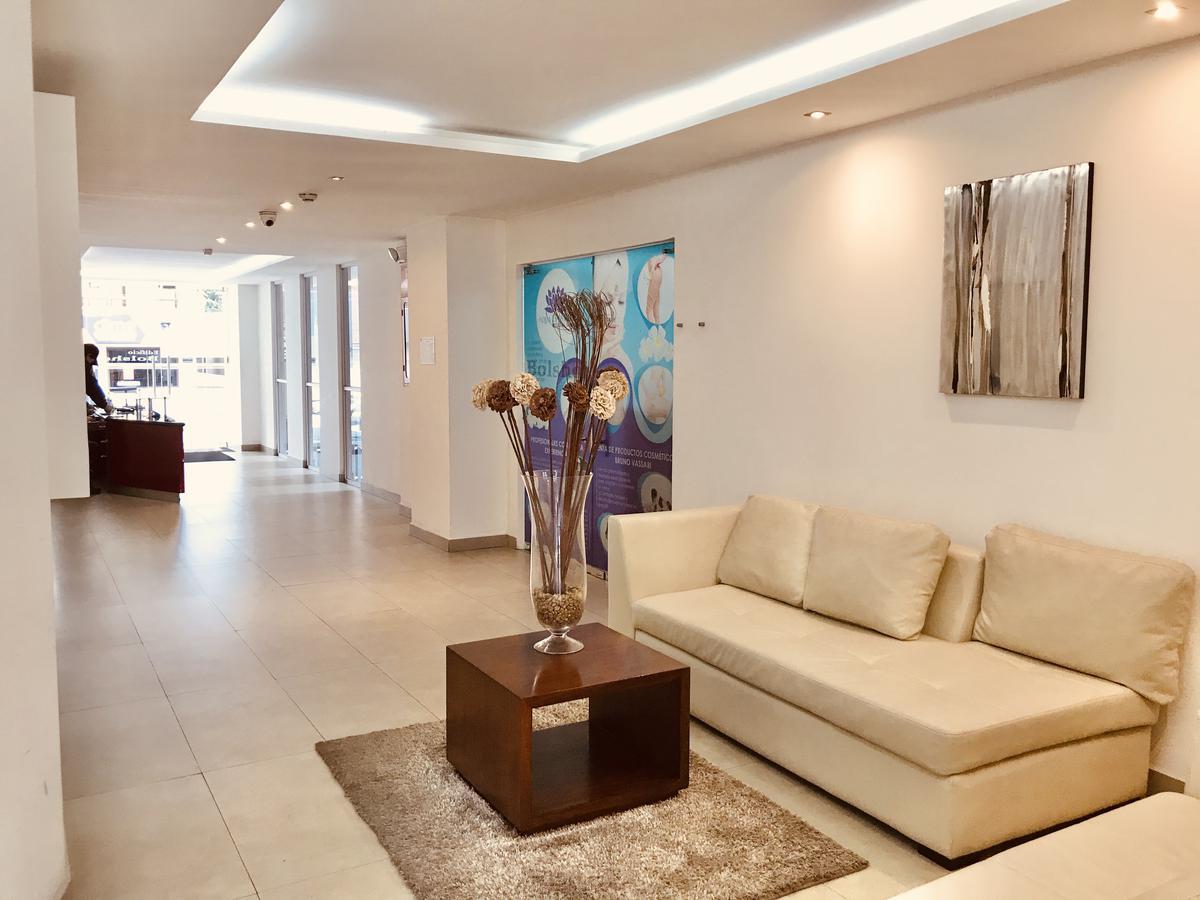 Foto Departamento en Alquiler en  La Carolina,  Quito  SHYRIS Y RUSIA