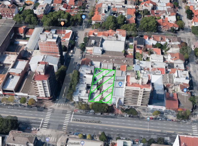 Foto Terreno en Venta en  San Jose,  Mar Del Plata  Av. Independencia al 3200