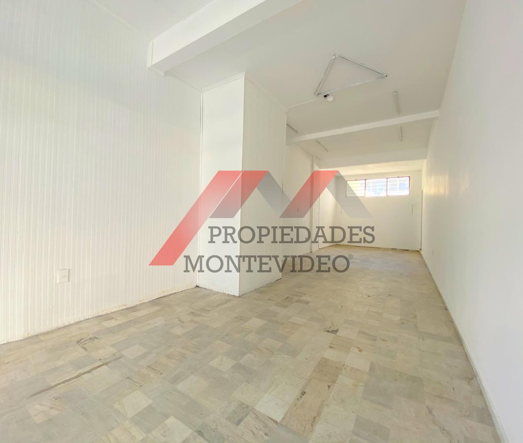 Foto Apartamento en Alquiler en  Centro (Montevideo),  Montevideo  Centro, Colonia al 1100