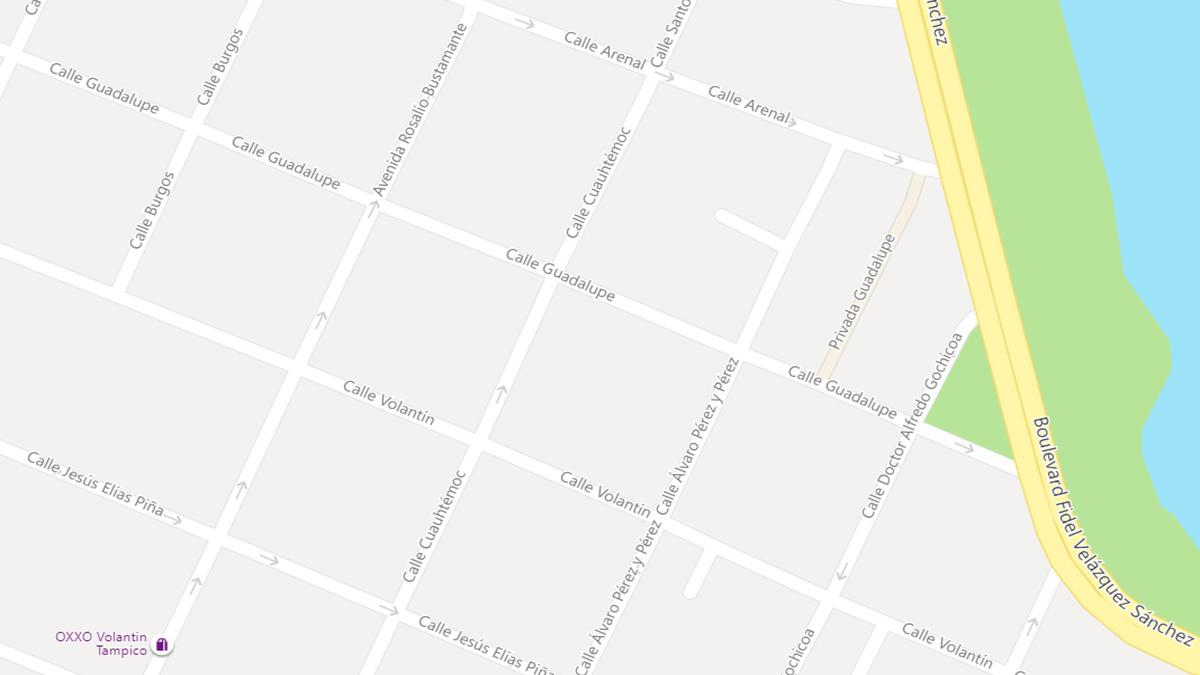 Foto Terreno en Venta en  Del Pueblo,  Tampico  Col. Del Pueblo, Tampico, Tam.