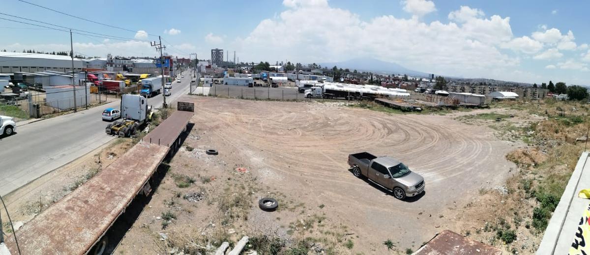 Foto Terreno en Renta en  Parque industrial Cuautlancingo Corredor Empresarial,  Cuautlancingo  Av. San Lorenzo Cuautlancingo
