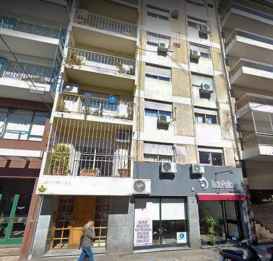 Foto Departamento en Alquiler en  Centro,  Rosario  Rioja 1935 - Departamento 2 Dormitorios Zona Facultad de Derecho UNR