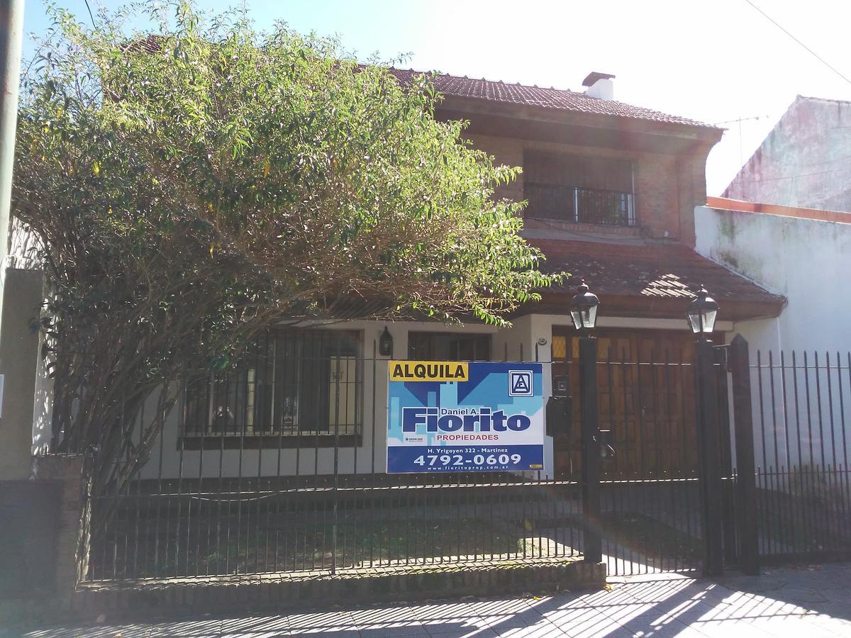 Foto Casa en Alquiler en  Acas.-Santa Fe/Fleming,  Acassuso  EZPELETA al 200