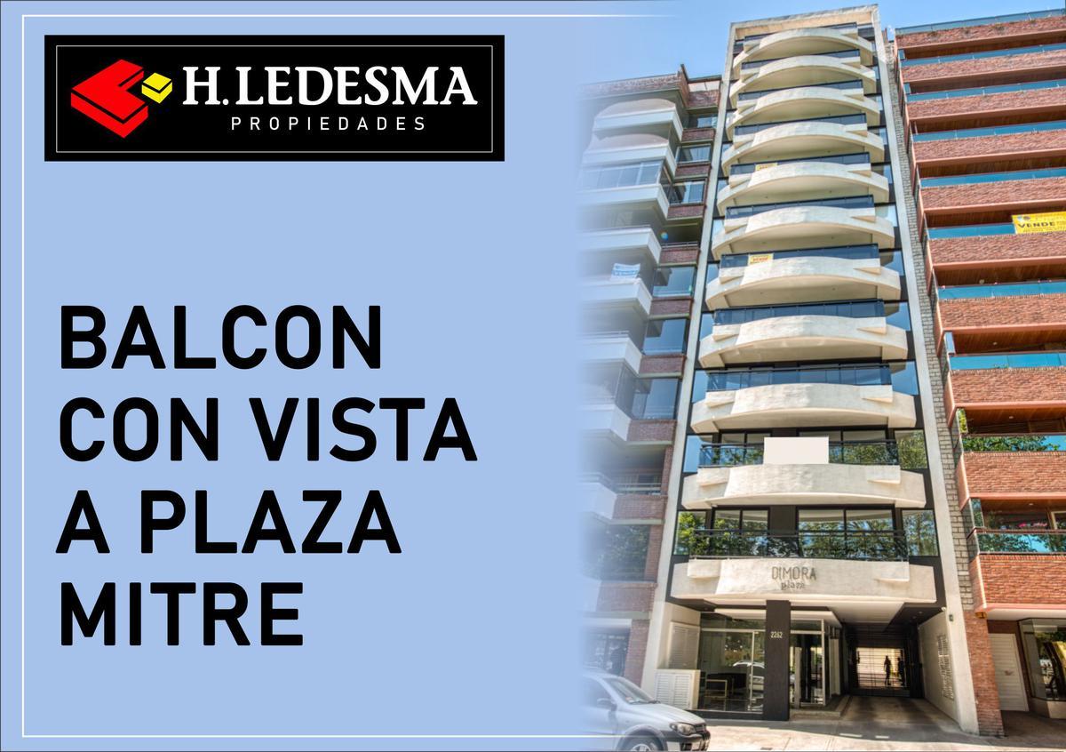 Foto Departamento en Venta en  Plaza Mitre,  Mar Del Plata  SAN LUIS 2200 • DIMORA PLAZA