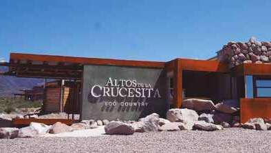 """Foto Terreno en Venta en  Las Compuertas,  Lujan De Cuyo  B° """"Altos de la Crucesita"""" Eco Country Ruta 82 S/N°"""