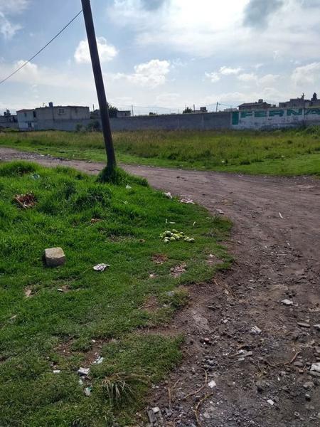 Foto Terreno en Venta en  San Nicolás Tolentino,  Toluca  TERRENO EN SAN MATEO OTZACATIPAN