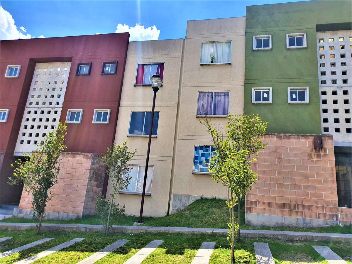 Foto Departamento en Venta en  Barrio Santa Juana,  Almoloya de Juárez  Departamento en Venta en Rancho San Juan, Almoloya de Juárez.