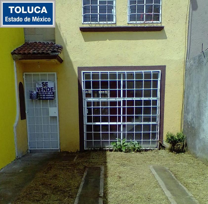 Foto Casa en condominio en Venta en  San Mateo Otzacatipan,  Toluca  Casa en VENTA  Hacienda del Valle II.  Toluca, Estado de México