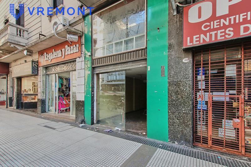Foto Local en Alquiler en  Almagro ,  Capital Federal  Av. Corrientes al 3900