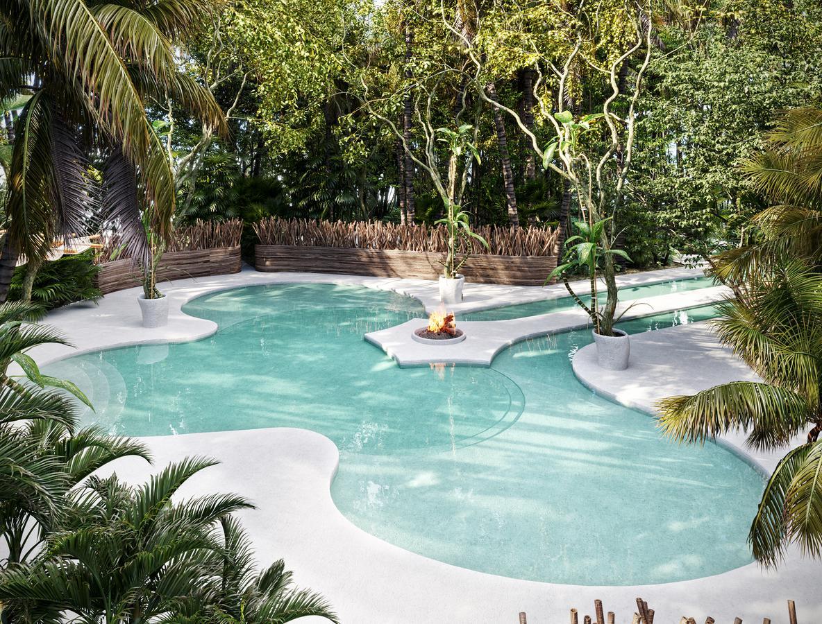 Foto Terreno en Venta en  Tulum ,  Quintana Roo  Lote en Tulum, proyecto zen
